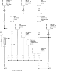 2007 chrysler pacifica wiring diagram the 2 oxygen sensor 3 5l v6