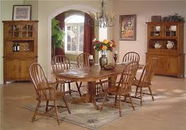 awesome solid oak dining table arrowback chair set eci furniture oak dining room chairs plan
