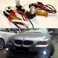 BMW Convertible where is bmw made in the usa : Free shipping car styling LED H11 Fog Lights White No Error ...