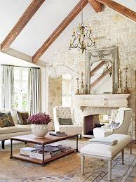 Great French Country Fireplace  SuzannawintercomFrench Country Fireplace