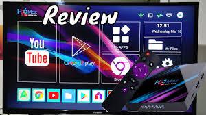 H96 MAX Smart TV Box Android 9.0 RK3318 4GB / 32GB 64GB Media player 4K  Smart Box - YouTube