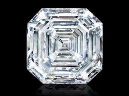 Emerald Cut Diamond Price Chart Worlds Largest Square Emerald Cut Diamond A 302 37 Carat