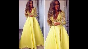 ultimate way to makeup your face while wearing yellow dress