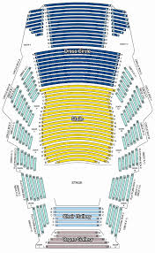 Fox Theater Detailed Seating Chart Oconnorhomesinc Com Remarkable Detroit Opera House Seating