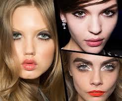 1960s makeup beauty trend