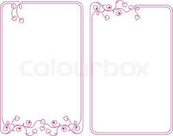 frame border design. Modren Frame Inside Frame Border Design K