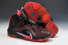 lebron shoes 12 red. nike lebron 12 shoes sale black red