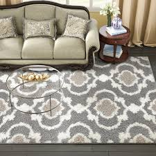 exquisite plush area rugs for living room regarding andover mills hegwood gray rug reviews wayfair interior