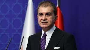 Ömer Çelik'ten Mustafa Akıncı'ya tepki - Son Dakika Haberleri