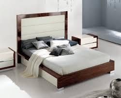 sogno alf italian leather bedroom set