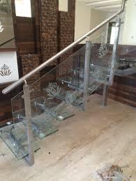 modular glass railings