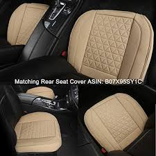 black panther luxury pu leather car