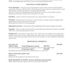 Sample Medical School Resume Fascinating Medical School Resume Example Of Med Sample Harvard HD 63