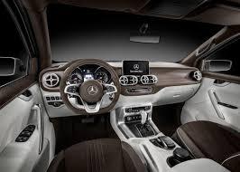 2020 mercedes x class review release date 2020 pickup trucks. Mercedes Truck Interior Auto Motori