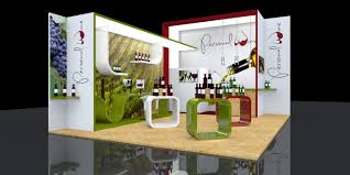 Modular Exhibition Stand Design Custom Modular Exhibition Stand Design Personal Wine By