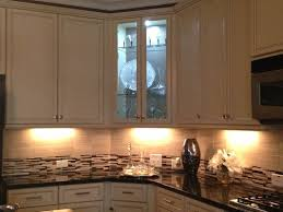 undermount kitchen lighting. for just a small investment of time this took us over an hour you can do inexpensive upgrade to your hutch cabinets or desk undermount kitchen lighting k