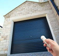 electric garage doors single skin garage roller door electric opening electric garage door repairs huddersfield