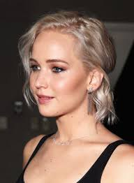 Jennifer Lawrence New Hair Style Youve Got To See Jennifer Lawrences New Hair Color Glamour 1876 by stevesalt.us