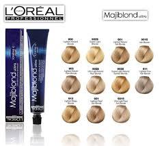 Details About Loreal Professional Majirel Majiblond Hair