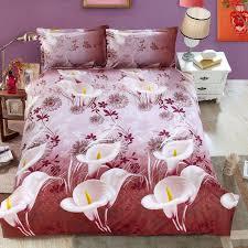 fl duvet covers canada pictures 3d bedding sets 20 colors flowers bedding set king size