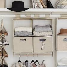 hanging closet organizer with drawers. Hanging Closet Double Bar Organizer Hanging Closet Organizer With Drawers