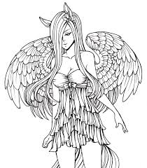 Small Picture 286 best Faries Angels coloring images on Pinterest Coloring