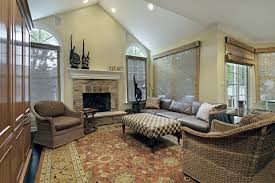 fireplace with vaulted ceiling living room ideas high ceiling fireplace ideas