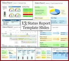Excel Status Report Template Imagemaker Club