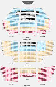 Ambassador Theatre Seating Chart Abiding Orchestra Organization Chart Ambassador Theatre