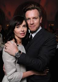Ewan McGregor's estranged wife Eve Mavrakis has denied they have ...
