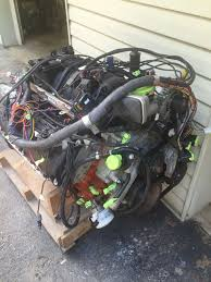 for sale] 2011 dodge hemi 5 7 motor & transmission 390 hp for Hemi Engine Wiring Harness Parts dodge hemi 5 7 engine and transmission with all accessories out of a 4x4 truck with less than 20,000 miles engine has street & performance wiring harness, Chevy Engine Wiring Harness