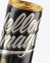 Metallic aluminium can mockup 43168 tif. 35 Glossy Aluminium Drink Can Psd Mockup Yellowimages