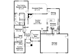 2 story house plans with curved staircase fresh arizona ranch style house plans unique floor plans
