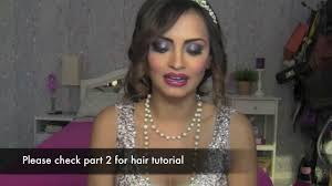 the great gatsby inspired 1920 s flapper makeup and hair part 1 you