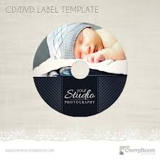 Cd Dvd Label Photography Cd Label Template Cd01