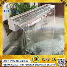 factory wall waterfall indoor hanging water garden fountains water features
