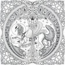 Complex coloring pages of animal for adults - ColoringStar