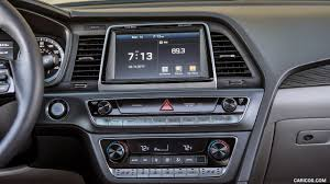 2018 hyundai sonata. wonderful sonata 2018 hyundai sonata  central console wallpaper in hyundai sonata
