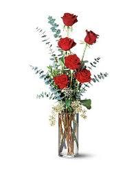 expression of love flower arrangement