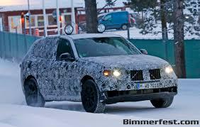 2018 BMW X7 (G07) spied testing - Bimmerfest - BMW Forums