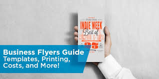 Discount Flyer Printing How To Create Business Flyers Printing Costs Design More