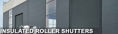 roller shutters insulated
