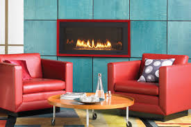 the cosmo 32 viewing area ribbon of flame accentuates true contemporary design options for media type and front
