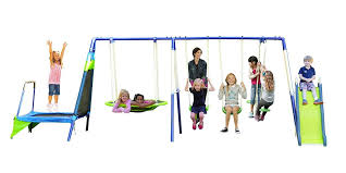swing sets for large yards