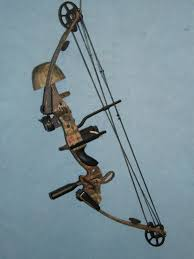 york compound bow. picture 1 of york compound bow