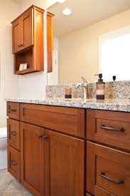 What s Big in Little Bathrooms Cabinets Plus