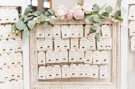 Seating Chart Ideas Unique Wedding Seating Chart Ideas Richmond Weddings