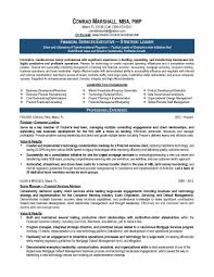 Printable Financial Advisor Resume Objective Medium Size Analyst