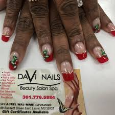 photos at davi nails laurel md