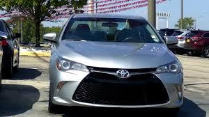 Limbaugh Toyota - 2016 Toyota Camry SE Silver - YouTube